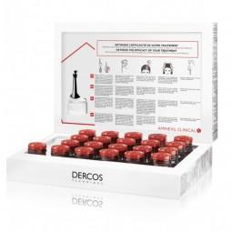 Vichy Dercos Aminexil Clinical 5 - Mulher - 21 ampolas - comprar Vichy Dercos Aminexil Clinical 5 - Mulher - 21 ampolas onlin...