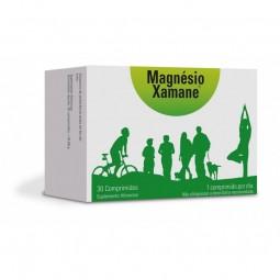 Magnésio Xamane - 30 comprimidos - comprar Magnésio Xamane - 30 comprimidos online - Farmácia Barreiros - farmácia de serviço
