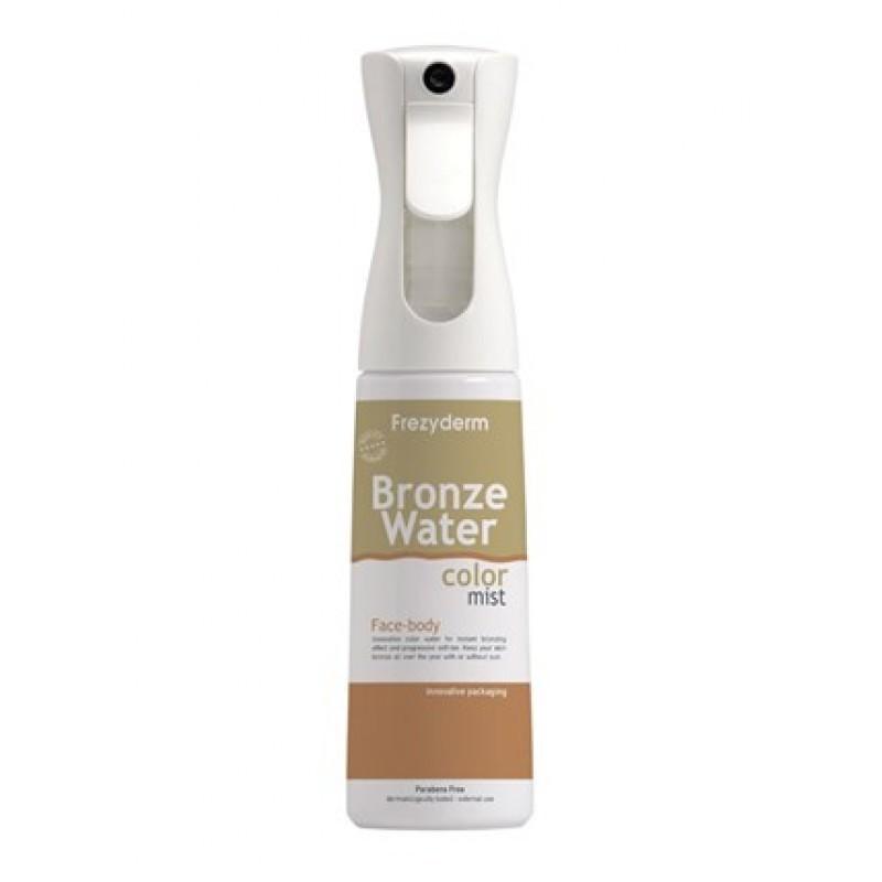 Frezyderm Bronze Water Color Mist - 300 mL - comprar Frezyderm Bronze Water Color Mist - 300 mL online - Farmácia Barreiros -...