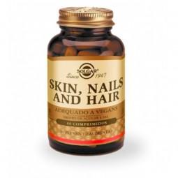 Solgar Skin Nails and Hair - 60 comprimidos - comprar Solgar Skin Nails and Hair - 60 comprimidos online - Farmácia Barreiros...