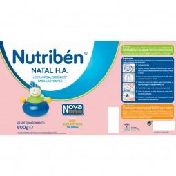 Nutribén Natal H.A. Leite Lactente - 800 g - comprar Nutribén Natal H.A. Leite Lactente - 800 g online - Farmácia Barreiros -...