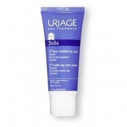 Uriage Bebé 1º Cuidado Crosta Láctea - 40 mL - comprar Uriage Bebé 1º Cuidado Crosta Láctea - 40 mL online - Farmácia Barreir...