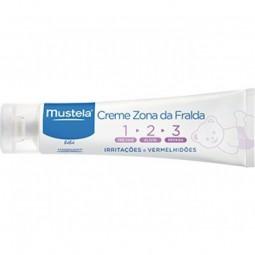 Mustela Bebé Muda Fralda Creme Zona Fralda 1  2  3 c/ Desconto 25% - 150 mL - comprar Mustela Bebé Muda Fralda Creme Zona Fra...