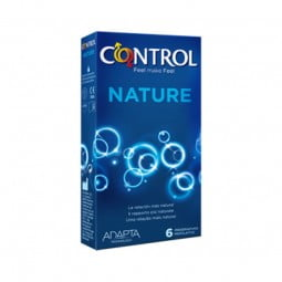 Control Nature Preservativos - 6 preservativos - comprar Control Nature Preservativos - 6 preservativos online - Farmácia Bar...