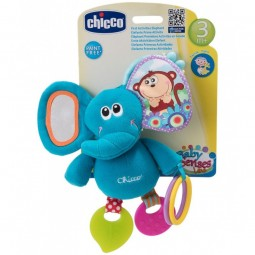 Chicco Brinquedo Roca Elefante Primeiras Atividades 3M+ - 1 unidade - comprar Chicco Brinquedo Roca Elefante Primeiras Ativid...