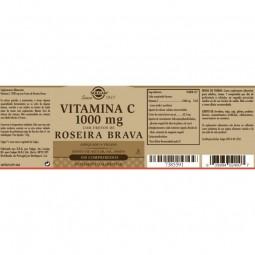 Solgar Vitamina C - 100 comprimidos - comprar Solgar Vitamina C - 100 comprimidos online - Farmácia Barreiros - farmácia de s...