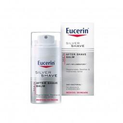 Eucerin Men Silver Shave Bálsamo After Shave c/ Oferta Espuma de Barbear - 75 mL + 150 mL - comprar Eucerin Men Silver Shave ...