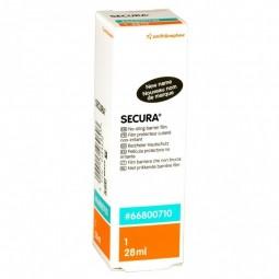 Secura No-Sting Barrier Film - 28 mL - comprar Secura No-Sting Barrier Film - 28 mL online - Farmácia Barreiros - farmácia de...