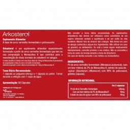 Arkopharma Arkosterol Cápsulas - 60 cápsulas - comprar Arkopharma Arkosterol Cápsulas - 60 cápsulas online - Farmácia Barreir...