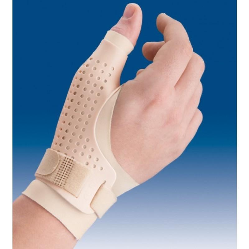 Orliman Tala Forrada Postural de Polegar Transpirável Mão Esquerda Tamanho M/2 - 1 unidade - comprar Orliman Tala Forrada Pos...