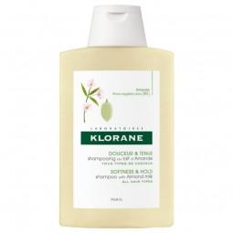 Klorane Champô de Leite Amêndoa - 400 mL - comprar Klorane Champô de Leite Amêndoa - 400 mL online - Farmácia Barreiros - far...