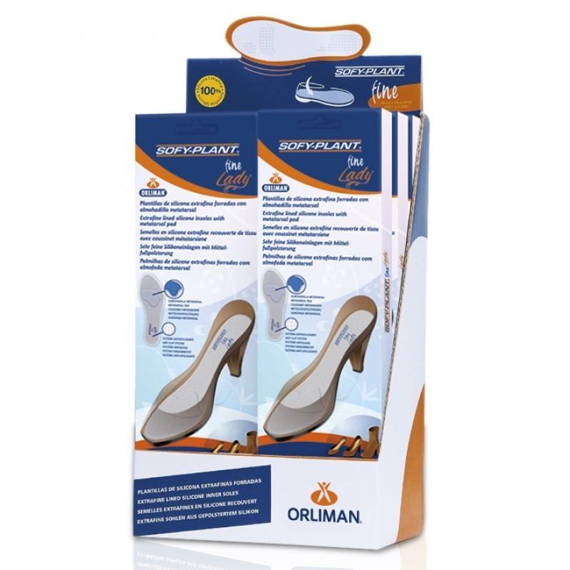 Orliman Sofy-Plant Fine Lady Tamanho 1 - 1 par - comprar Orliman Sofy-Plant Fine Lady Tamanho 1 - 1 par online - Farmácia Bar...