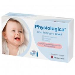 Physiologica Soro Fisiológico - 40 ampolas x 5 mL - comprar Physiologica Soro Fisiológico - 40 ampolas x 5 mL online - Farmác...