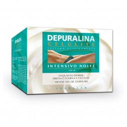Depuralina Celulite Intensivo Noite - 500 mL - comprar Depuralina Celulite Intensivo Noite - 500 mL online - Farmácia Barreir...
