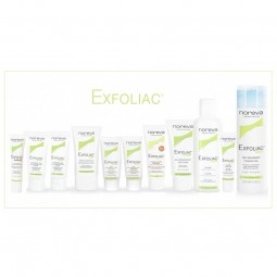 Noreva Exfoliac Gel de Limpeza - 200 mL - comprar Noreva Exfoliac Gel de Limpeza - 200 mL online - Farmácia Barreiros - farmá...
