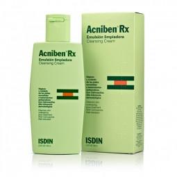 ISDIN Acniben Rx Emulsão de Limpeza - 200 mL - comprar ISDIN Acniben Rx Emulsão de Limpeza - 200 mL online - Farmácia Barreir...