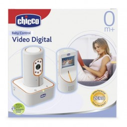 Chicco Baby Control Vídeo Digital - 2 unidades - comprar Chicco Baby Control Vídeo Digital - 2 unidades online - Farmácia Bar...