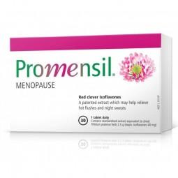 Promensil Menopausa - 30 comprimidos - comprar Promensil Menopausa - 30 comprimidos online - Farmácia Barreiros - farmácia de...