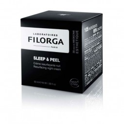 Filorga Sleep and Peel Creme Antirrugas - 50 mL - comprar Filorga Sleep and Peel Creme Antirrugas - 50 mL online - Farmácia B...