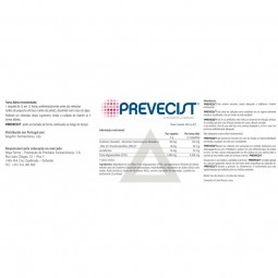 Prevecist Suplemento Alimentar - 30 saquetas - comprar Prevecist Suplemento Alimentar - 30 saquetas online - Farmácia Barreir...