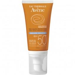 Avène Avéne Solar Emulsão SPF 50+ s/ Perfume - 50 mL - comprar Avène Avéne Solar Emulsão SPF 50+ s/ Perfume - 50 mL online - ...