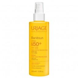 Uriage Bariésun Spray SPF 50+ - 200 mL - comprar Uriage Bariésun Spray SPF 50+ - 200 mL online - Farmácia Barreiros - farmáci...