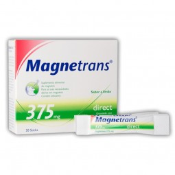 Magnetrans Direct - 20 carteiras - comprar Magnetrans Direct - 20 carteiras online - Farmácia Barreiros - farmácia de serviço