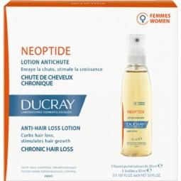 Ducray Neoptide Loção Antiqueda Mulher - 3 x 30 mL - comprar Ducray Neoptide Loção Antiqueda Mulher - 3 x 30 mL online - Farm...