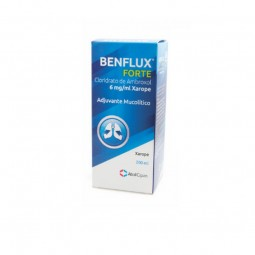 Benflux Forte - 6 mg/mL-200 mL - comprar Benflux Forte - 6 mg/mL-200 mL online - Farmácia Barreiros - farmácia de serviço