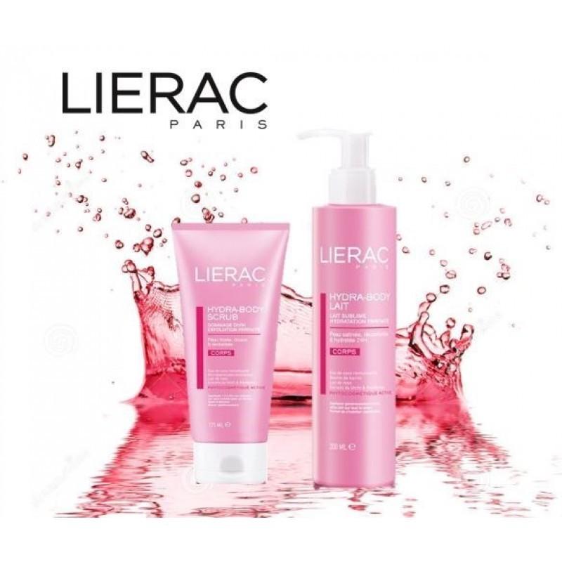 Lierac Hydra-Body Leite - 200 mL - comprar Lierac Hydra-Body Leite - 200 mL online - Farmácia Barreiros - farmácia de serviço