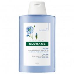 Klorane Champô com Fibras de Linho - 200 mL - comprar Klorane Champô com Fibras de Linho - 200 mL online - Farmácia Barreiros...