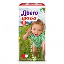 Libero Up & Go Tamanho 5 - 22 unidades - comprar Libero Up & Go Tamanho 5 - 22 unidades online - Farmácia Barreiros - farmáci...