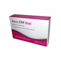 Aero-Om Duo - 20 comprimidos - comprar Aero-Om Duo - 20 comprimidos online - Farmácia Barreiros - farmácia de serviço