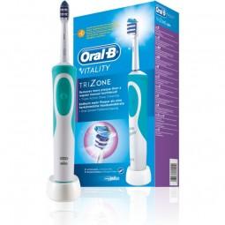 Oral-B Vitality TriZone Escova de Dentes Elétrica - 1 escova de dentes eléctrica - comprar Oral-B Vitality TriZone Escova de ...