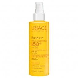 Uriage Bariésun Spray Sem Perfume SPF 50+ - 200 mL - comprar Uriage Bariésun Spray Sem Perfume SPF 50+ - 200 mL online - Farm...