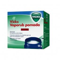 Vicks Vaporub - 50 g - comprar Vicks Vaporub - 50 g online - Farmácia Barreiros - farmácia de serviço