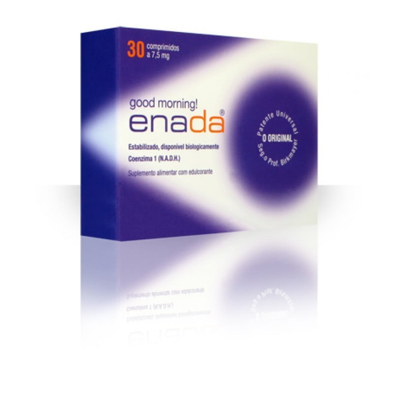 Enada Good Morning - 30 Comprimidos - comprar Enada Good Morning - 30 Comprimidos online - Farmácia Barreiros - farmácia de s...
