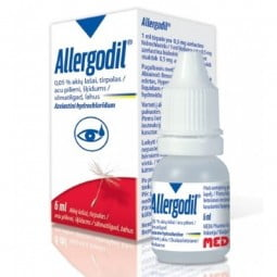 Allergodil - 0,5 mg/mL-6 mL - comprar Allergodil - 0,5 mg/mL-6 mL online - Farmácia Barreiros - farmácia de serviço