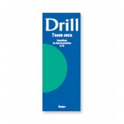 Drill Tosse Seca - 1 mg/mL-200 mL - comprar Drill Tosse Seca - 1 mg/mL-200 mL online - Farmácia Barreiros - farmácia de serviço
