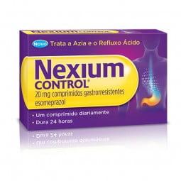Nexium Control - 20 mg - comprar Nexium Control - 20 mg online - Farmácia Barreiros - farmácia de serviço