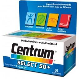 Centrum Select 50+ - 90 comprimidos - comprar Centrum Select 50+ - 90 comprimidos online - Farmácia Barreiros - farmácia de s...
