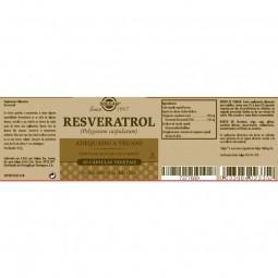 Solgar Resveratrol - 60 cápsulas - comprar Solgar Resveratrol - 60 cápsulas online - Farmácia Barreiros - farmácia de serviço