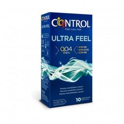 Control Ultra Feel Preservativos - 10 preservativos - comprar Control Ultra Feel Preservativos - 10 preservativos online - Fa...