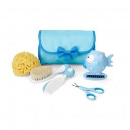 Chicco O Meu Primeiro Beauty Set Azul - 1 conjunto - comprar Chicco O Meu Primeiro Beauty Set Azul - 1 conjunto online - Farm...