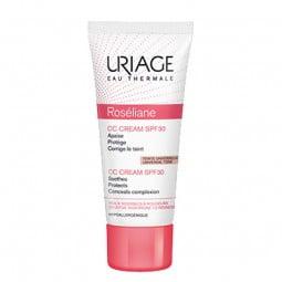 Uriage Roséliane Creme CC SPF 30 - 40 mL - comprar Uriage Roséliane Creme CC SPF 30 - 40 mL online - Farmácia Barreiros - far...