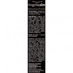 Angelicalm Cápsulas - 30 cápsulas - comprar Angelicalm Cápsulas - 30 cápsulas online - Farmácia Barreiros - farmácia de serviço